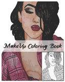 MakeUp Coloring Book