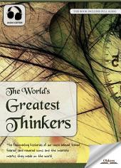The World's Greatest Thinkers - AUDIO EDITION OF COMPELLING PEOPLE FOR ENGLISH LEARNERS, CHILDREN(KIDS) AND YOUNG ADULTS