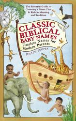 Classic Biblical Baby Names PDF