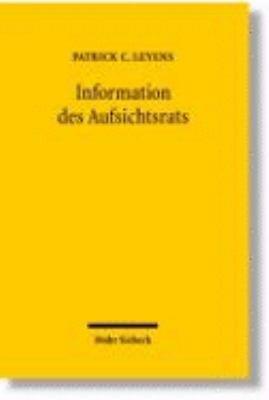 Information des Aufsichtsrats PDF