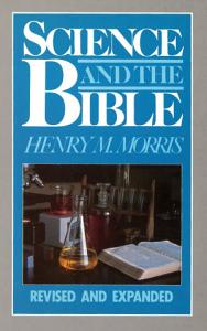 Science and the Bible PDF