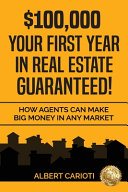 100 000 Your First Year in Real Estate Guaranteed Book
