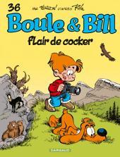 Boule et Bill - Tome 36 - Flair de cocker