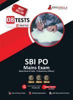 SBI PO Mains 2021   8 Mock Tests For Complete Preparation PDF