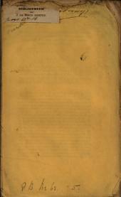 Het ontwerp van wet op het onderwijs voor het koningrijk Pruissen: in 1850 onder het bestuur van den minister Von Ladenberg vervaardigd, Volume 1
