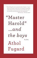 Master Harold And The Boys Book PDF