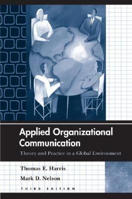 Applied Organizational Communication