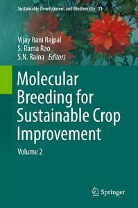 Molecular Breeding for Sustainable Crop Improvement PDF