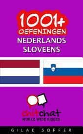 1001+ Oefeningen Nederlands - Sloveens