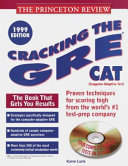 Cracking the Cre Cat with Sample Tests  1999 PDF