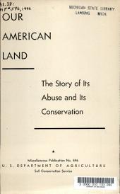 Miscellaneous Publication: Issue 596