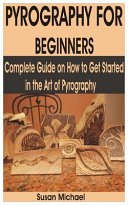 Pyrography for Beginners PDF