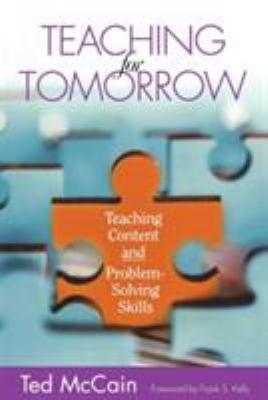 Teaching for Tomorrow PDF