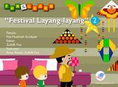 Festival layang-layang 2: Membuat layangan dan mencampur warna