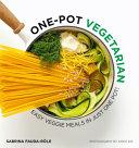 One Pot Vegetarian