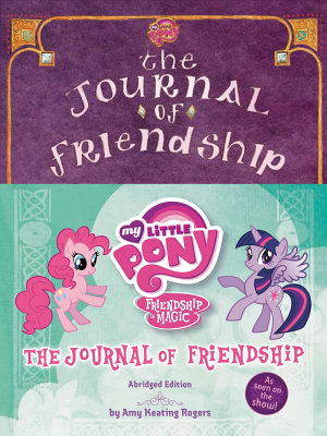 My Little Pony  The Journal of Friendship