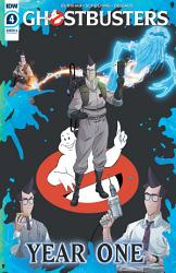 Ghostbusters Year One 4 Book PDF