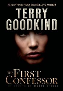 The First Confessor Book
