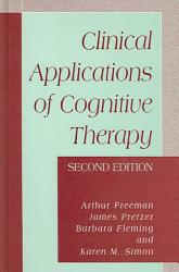 Clinical Applications Of Cognitive Therapy Book PDF