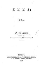 Emma: a novel