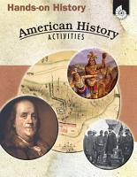 Hands on History  American History Activities PDF
