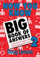 Now You Know Big Book of Answers 2 PDF