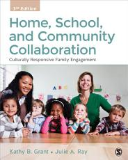 Home  School  and Community Collaboration PDF
