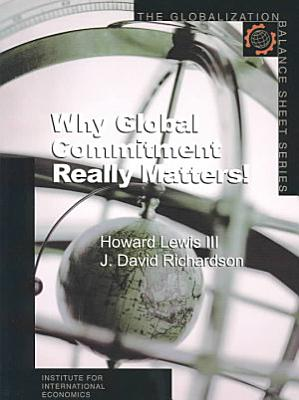 Why Global Commitment Really Matters