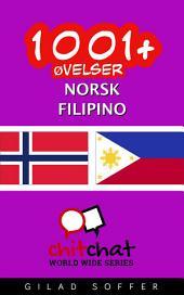 1001+ øvelser norsk - filipino