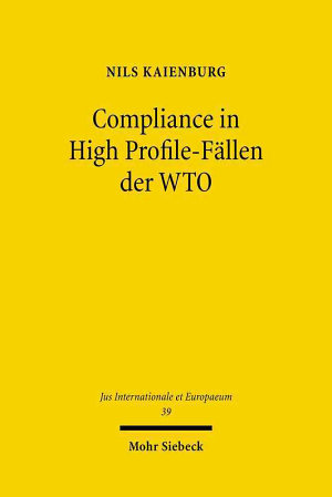 Compliance in High Profile F  llen der WTO PDF