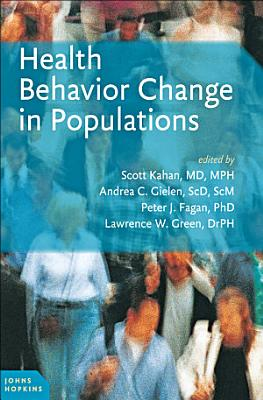 Health Behavior Change in Populations PDF
