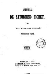 Aventuras de Saturnino Fichet
