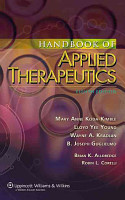 Handbook of Applied Therapeutics PDF