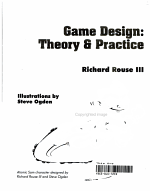 Game Design PDF