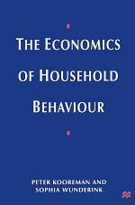The Economics of Household Behavior