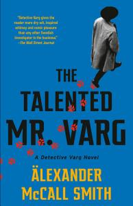 The Talented Mr  Varg Book