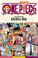 One Piece (Omnibus Edition), Vol. 31