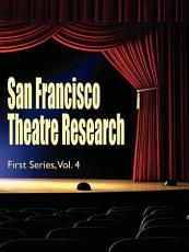 San Francisco Theatre Research  First Series PDF