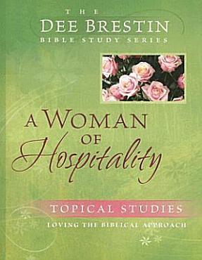 A Woman of Hospitality PDF