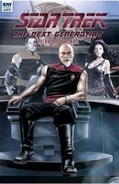 Star Trek: The Next Generation: Mirror Broken #0