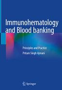 Immunohematology and Blood banking PDF
