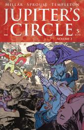 JUPITER'S CIRCLE vol.2 #5