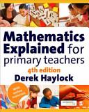 Mathematics Explained for Primary Teachers   4 Ed   Student Wkbk for Mathematics Explained for Primary Teachers PDF