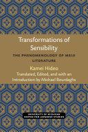 Transformations of Sensibility