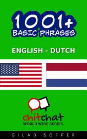1001+ Basic Phrases English - Dutch