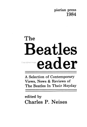 The Beatles Reader PDF