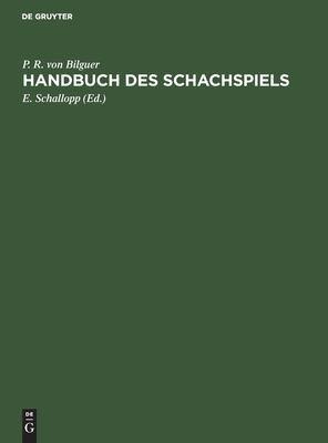 Handbuch des Schachspiels PDF