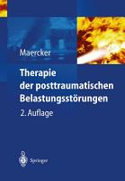 Therapie der posttraumatischen Belastungsst  rungen PDF