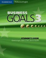 Business Goals 3, Intermediate, Student's Book