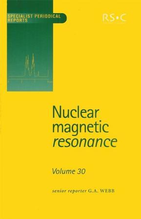Nuclear Magnetic Resonance PDF